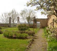 le jardin formel